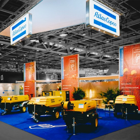 Atlas Copco – BATIMAT