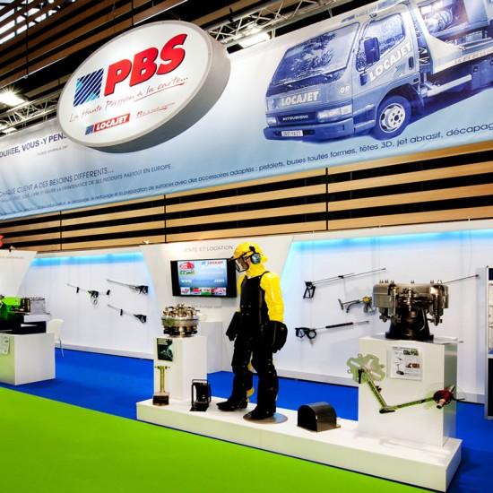 PBS – POLLUTEC Lyon